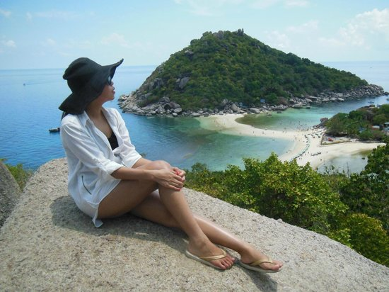 Ko Nang Yuan, Thailand: View Point