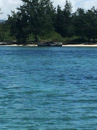 Constance Belle Mare Plage: isola dei cervi