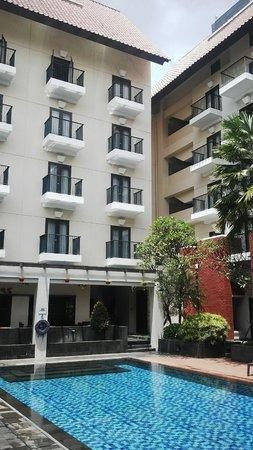 Hotel Santika Premiere Malang: Hotel Santika Prmiere Malang