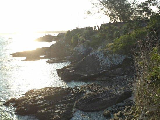 Forte Beach: Por do Sol no Mirante