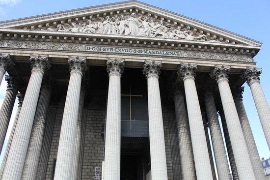 Eglise de la Madeleine : la1