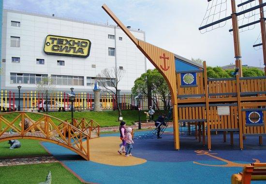 Serebryaniy Park