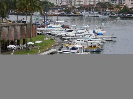 Forte Beach: Canal