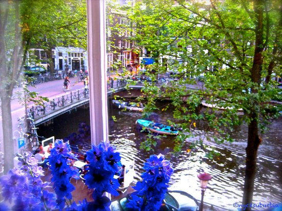 Amsterdam Jewel: Great Canal Views