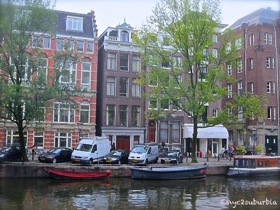 Amsterdam Jewel Apartments : View of Building #2