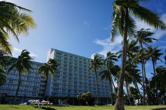 Fiesta Resort Guam: Hotel Grounds