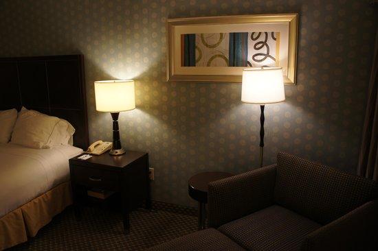 Holiday Inn Express Hermosa Beach: 椅子