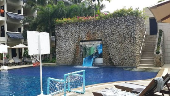 Swissotel Resort Phuket Kamala Beach: Swimming Pool