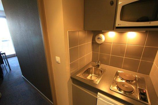 Hotel du baou : Chambre Appart
