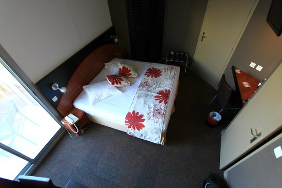 Hotel du Baou: Vue de la Chambre