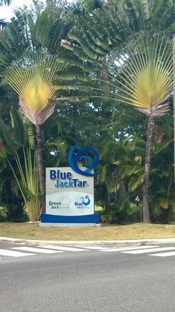 Blue JackTar: Front entrance