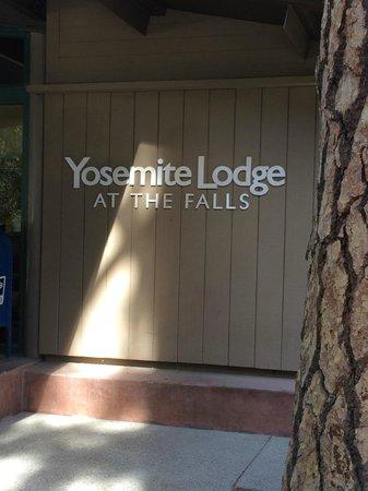 Yosemite Valley Lodge: lodge lobby