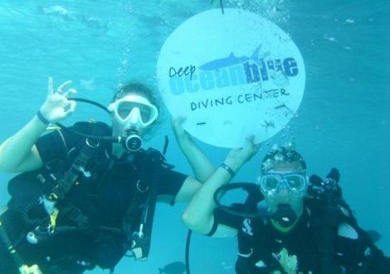 Deep ocean blue diving center el quseir egypten - Deep blue dive centre ...