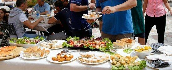 Hotel Veronello: buffet