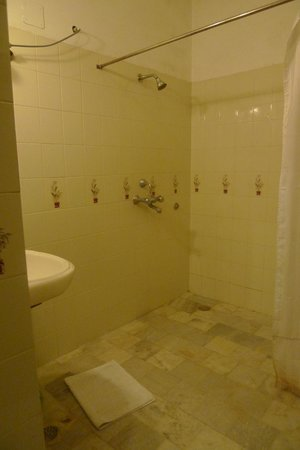 Haveli Inn Pal: Baño