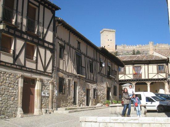 Plaza Mayor: Peñaranda de Duero