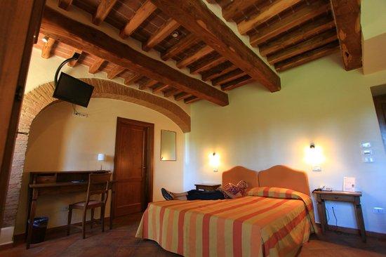 Hotel More Di Cuna: Les Poutres