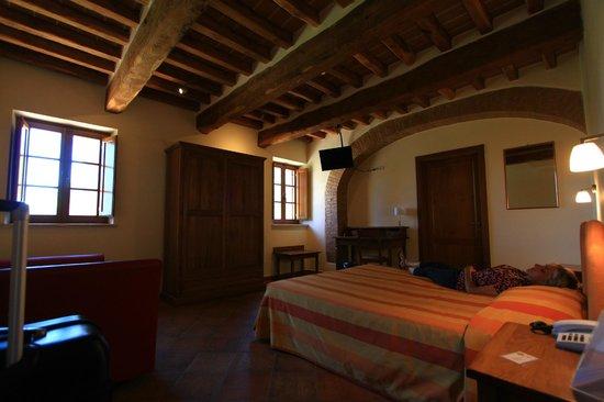 Hotel More Di Cuna: trés Belle Chambre Waaouhh