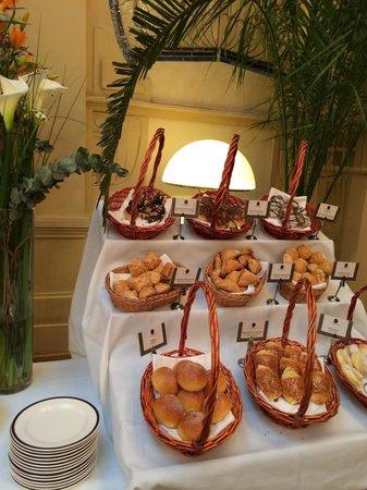 Belmond Grand Hotel Europe: Rolls