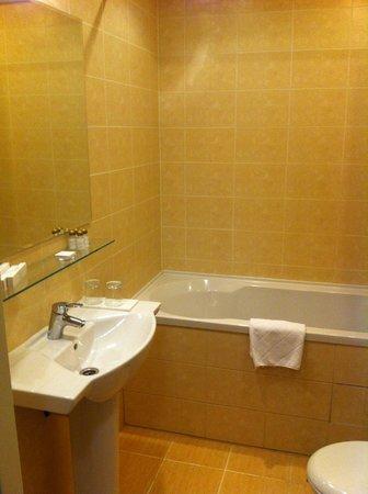 Aston Hotel : Очень эргономично и удобно