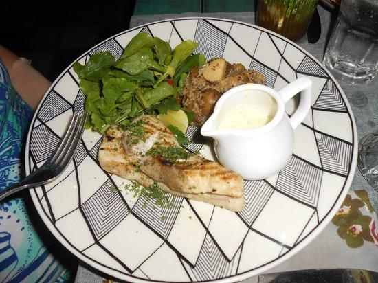Balique Restaurant: My Mum's meal was also wonderful