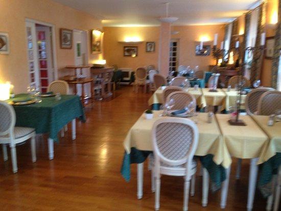 Hotel du Parc: Speiesaal