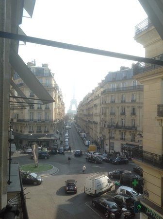 Le Metropolitan, a Tribute Portfolio Hotel : The view from the room