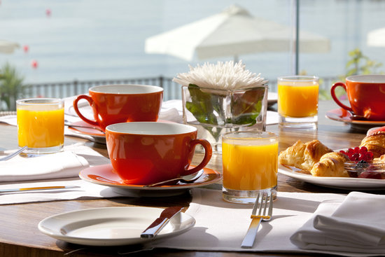 Londa Hotel: Breakfast at Caprice