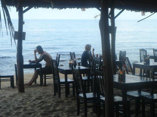 Viet Thanh Resort: bar restaurant de l hotel