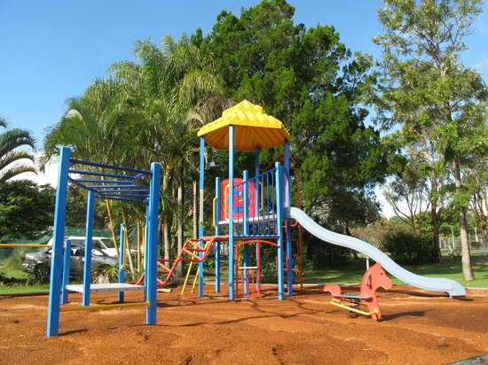 Byron Holiday Park: Playground