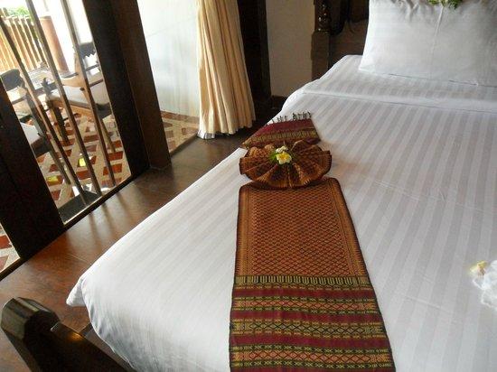 Panviman Resort - Koh Pha Ngan: bed was goed, breed  en netjes