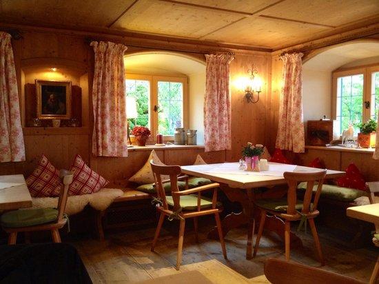 Der Westerhof Hotel: Bauernstube!