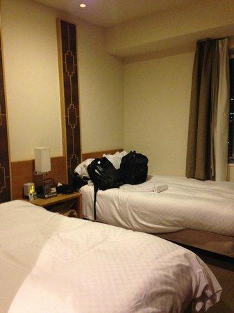 Vessel Inn Hakata Nakasu: Comfort Twin Room