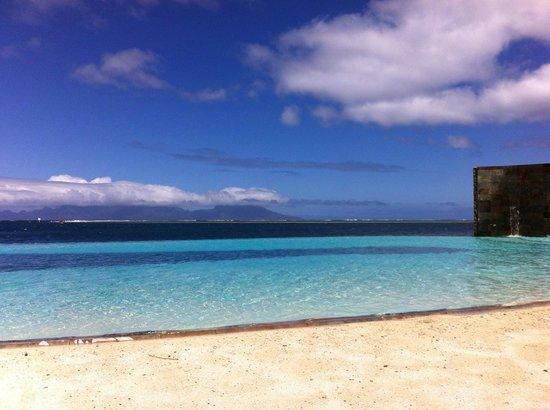 Manava Suite Resort Tahiti: piscine