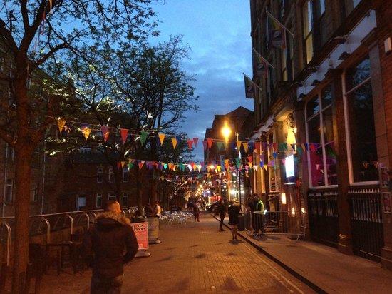 Gay Village: Canat Sreet
