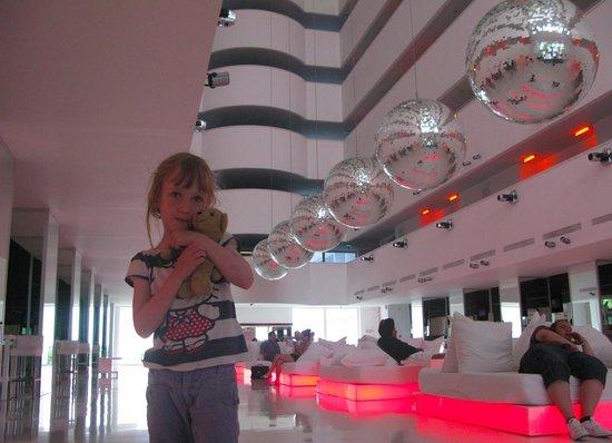 Hotel Su: Lobby