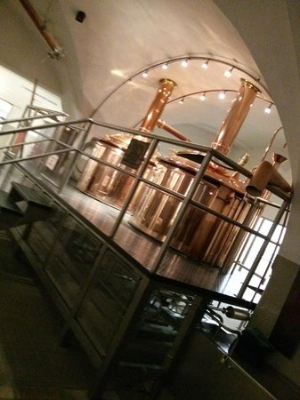 Stiegl-Brauwelt: Brewry