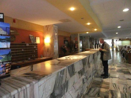 OLA Hotel Panama: Réception