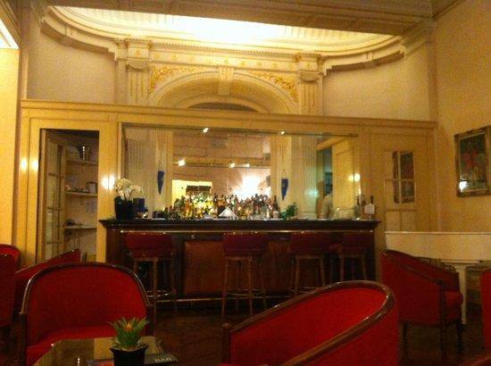 Ambasciatori Palace Hotel: Le bar