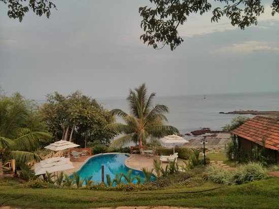 Stonewater Eco Resort : swimming pool