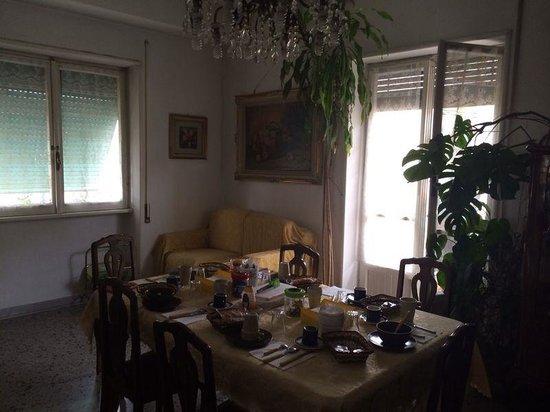 Casa del Sole: Essenraum
