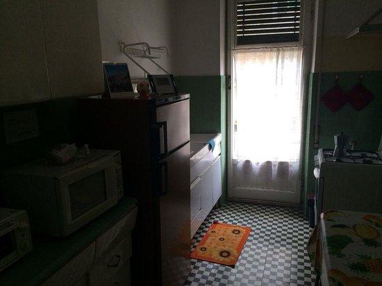 Casa del Sole: Küche