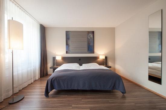 Altstadt Hotel: double room