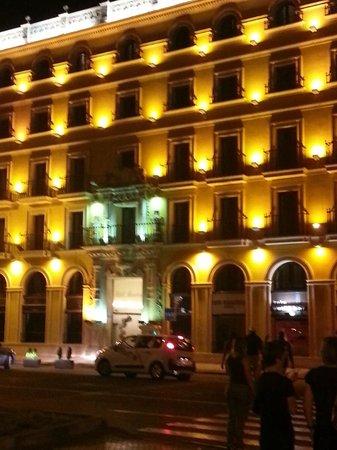 TRYP Sevilla Macarena : Hotel ingresso