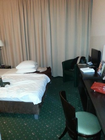 Ivbergs Premium: room