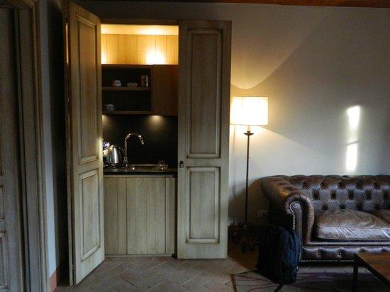 Castel Monastero: Room