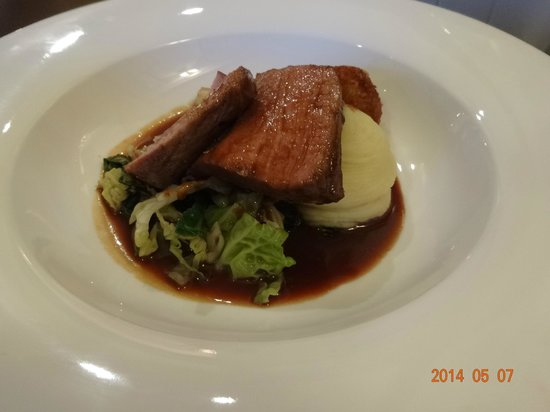 Duke of York: Pork