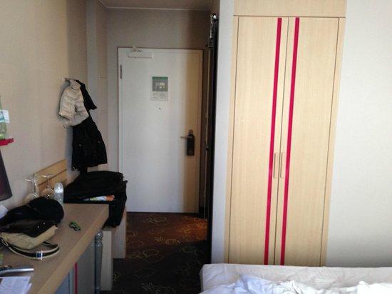 Hotel Gendarm nouveau: ingresso