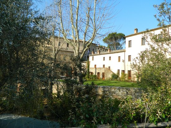 Castel Monastero: Hotel