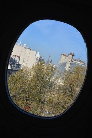 Hotel Royal Saint Michel: Vue depuis notre chambre du 6 ème